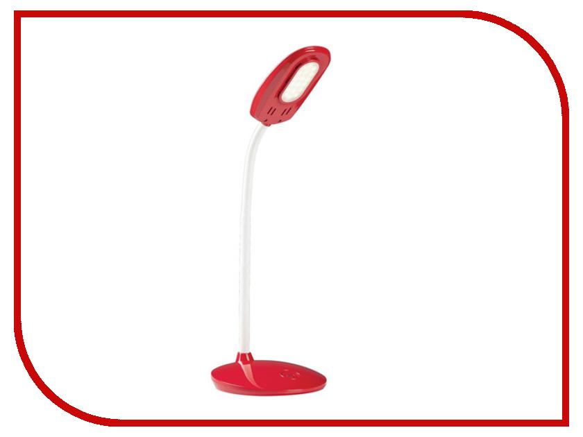 Настольная лампа Sonnen PH-3259 Red 236692