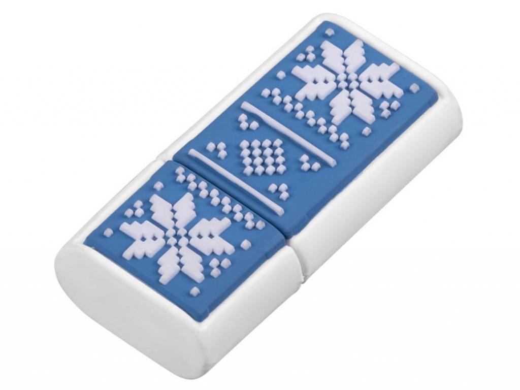 USB Flash Drive 8Gb - Проект 111 Скандик Blue 7306.40