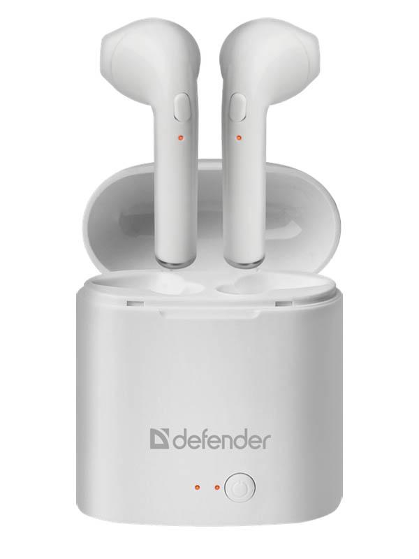 Наушники Defender Twins 630 63630 Выгодный набор + серт. 200Р!!!
