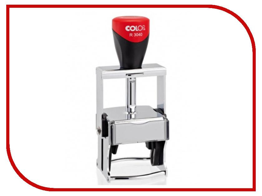 Оснастка для круглой печати Colop R3040 d-40mm colop оснастка для штампа цвет черный 23 х 59 мм