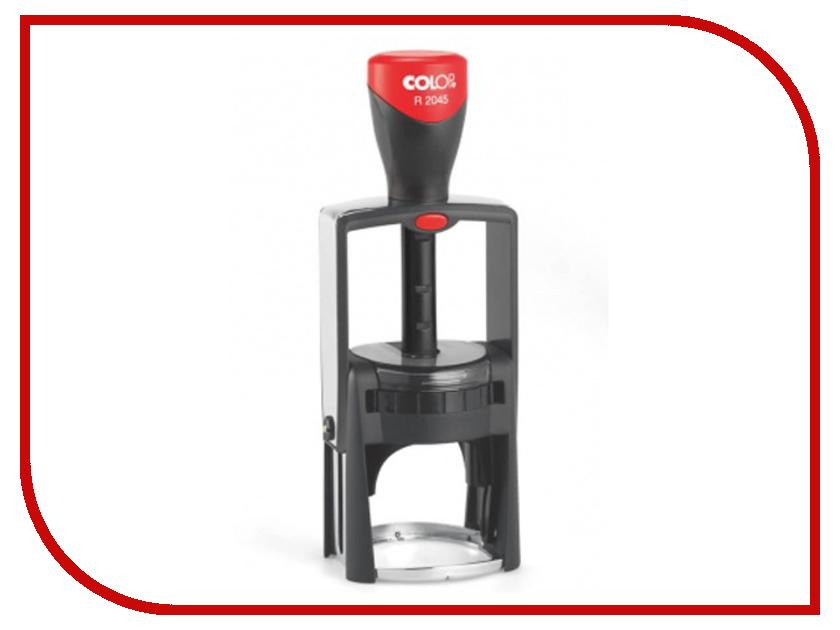 Оснастка для круглой печати Colop R2045 d-45mm оснастка для штампов colop printer c30 18x47mm 218964