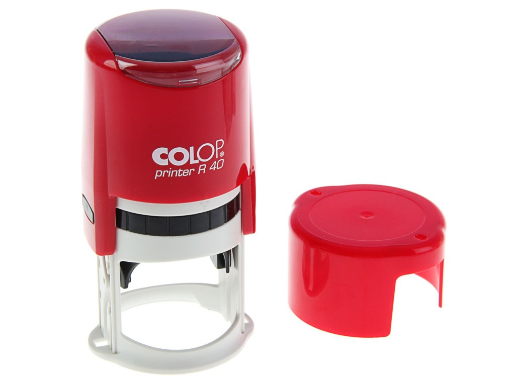 Оснастка для круглой печати Colop Printer R40 d-40mm Chili