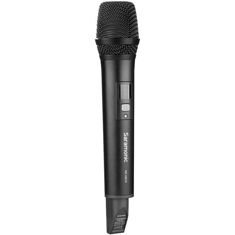 Микрофон Saramonic UwMic15 SR-HM15