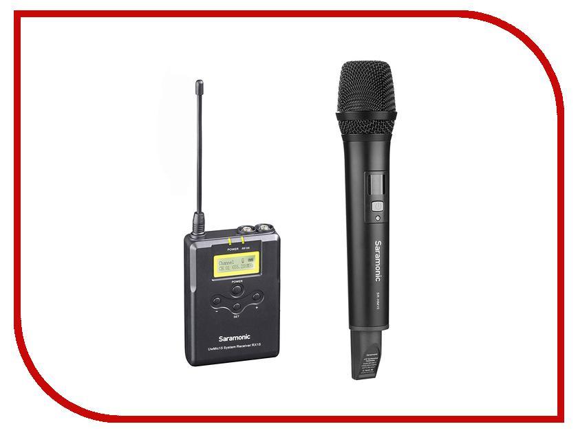 Микрофон Saramonic UwMic15 SR-HM15+RX15