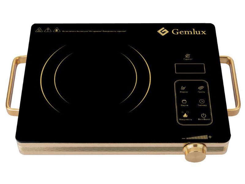 Плита Gemlux GL-IC20G электрогриль gemlux gl eg 01