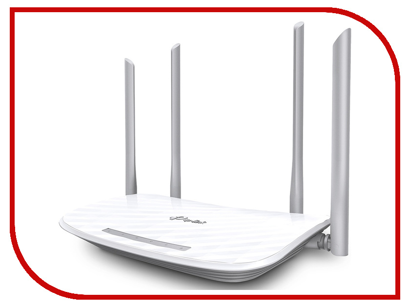 Wi-Fi роутер TP-LINK Archer C5 V4 wi fi роутер tp link archer mr200 ac750