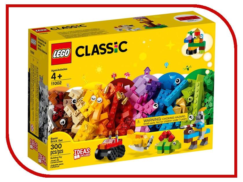 Конструктор Lego Classic Базовый набор кубиков 300 дет. 11002 набор caperlan комплект д детей firstfish travel 300 дет