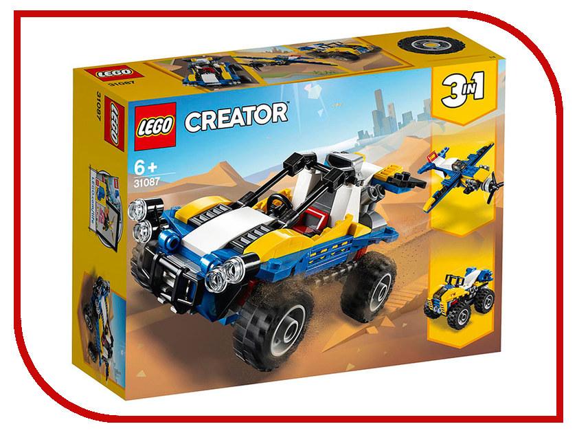 Конструктор Lego Пустынный багги 147 дет. 31087 конструктор banbao багги galileo 105 дет 8608 24882