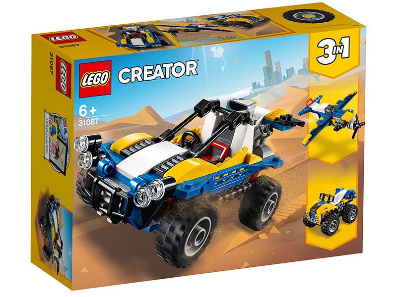 Конструктор Lego Пустынный багги 147 дет. 31087