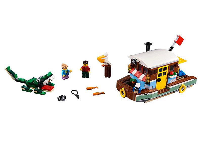 Конструктор Lego Плавучий дом 396 дет. 31093