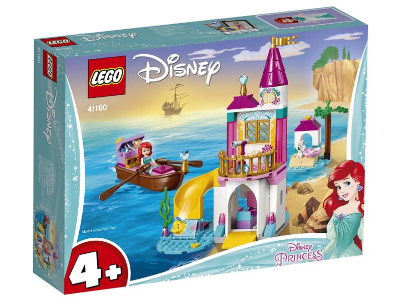 цены на Конструктор Lego Disney Princess Морской замок Ариэль 115 дет. 41160  в интернет-магазинах
