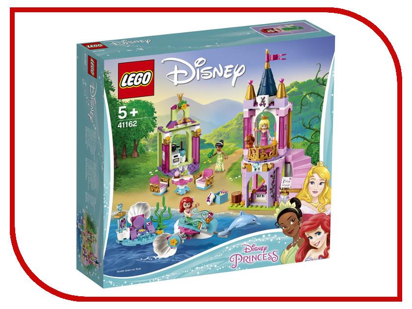Конструктор Lego Disney Princess Королевский праздник Ариэль, Авроры  Тианы 282 дет. 41162