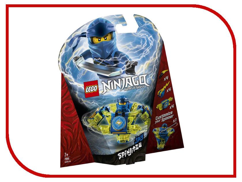 Конструктор Lego Ninjago Джей мастер Кружитцу 97 дет. 70660