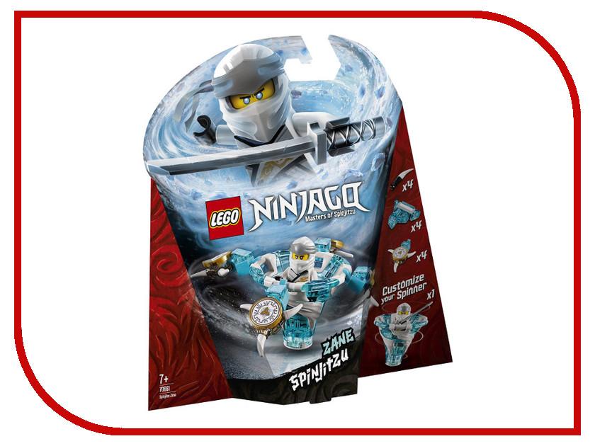 Конструктор Lego Ninjago Зейн мастер Кружитцу 109 дет. 70661 конструктор lepin ninjago акула гармадона 929 дет 06067