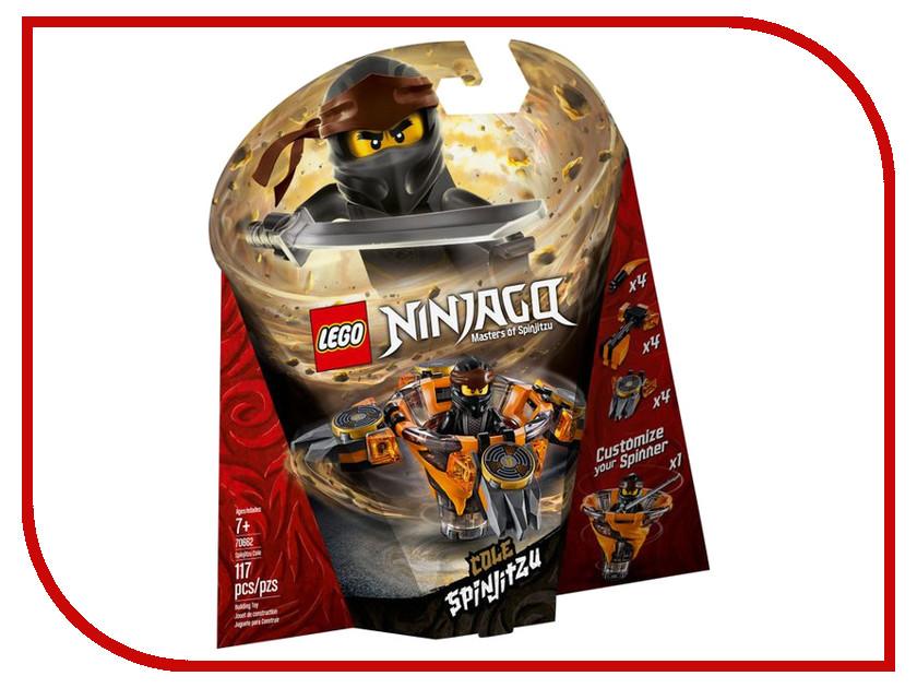Конструктор Lego Ninjago Коул мастер Кружитцу 117 дет. 70662 конструктор lepin ninjago акула гармадона 929 дет 06067