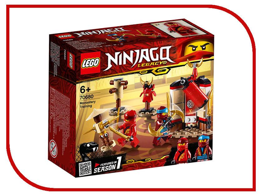 Конструктор Lego Ninjago Обучение в монастыре 122 дет. 70680 конструктор lepin ninjago акула гармадона 929 дет 06067