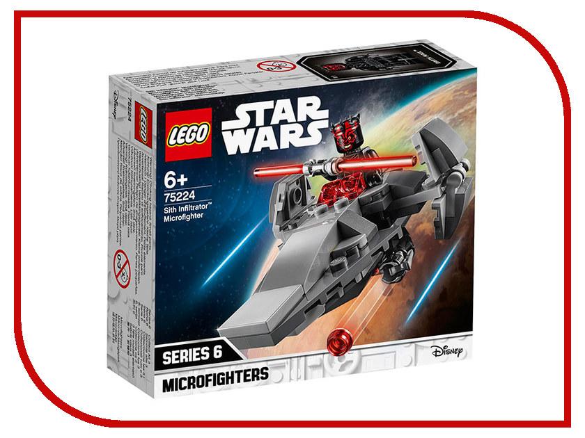 Конструктор Lego Star Wars Инфильтратор Дарта Мола 92 дет. 75224