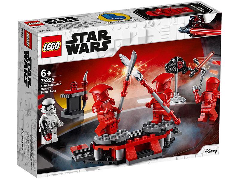 Конструктор Lego Star Wars Боевой комплект элитных преторианских стражей 109 дет. 75225