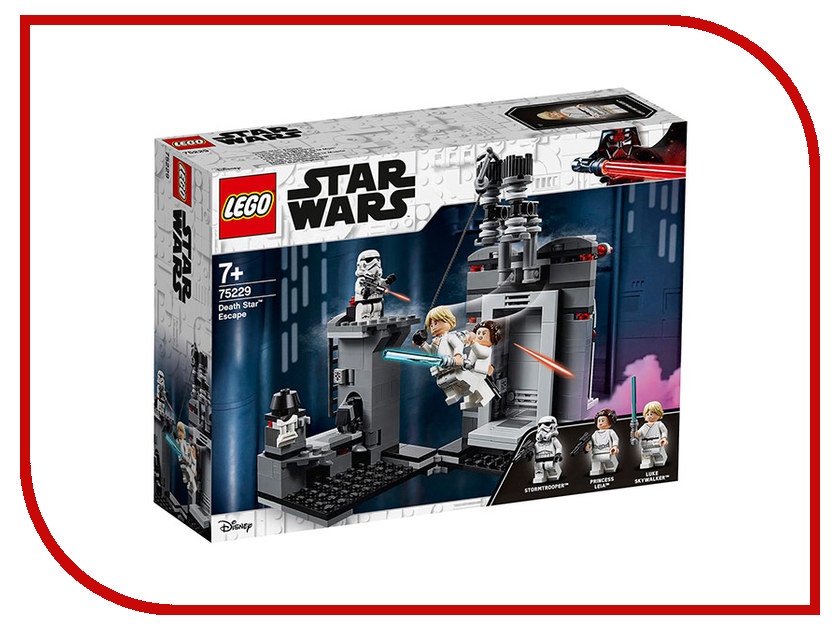 Конструктор Lego Star Wars Death Star Escape 329 дет. 75229 lepin 05035 star death toys wars model building block bricks toys kits compatible for children birthday gifts legoing 10188