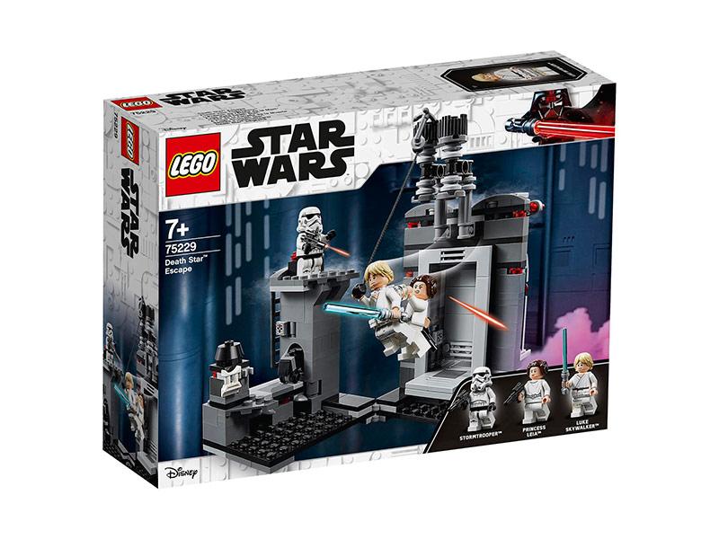 Конструктор Lego Star Wars Death Escape 329 дет. 75229