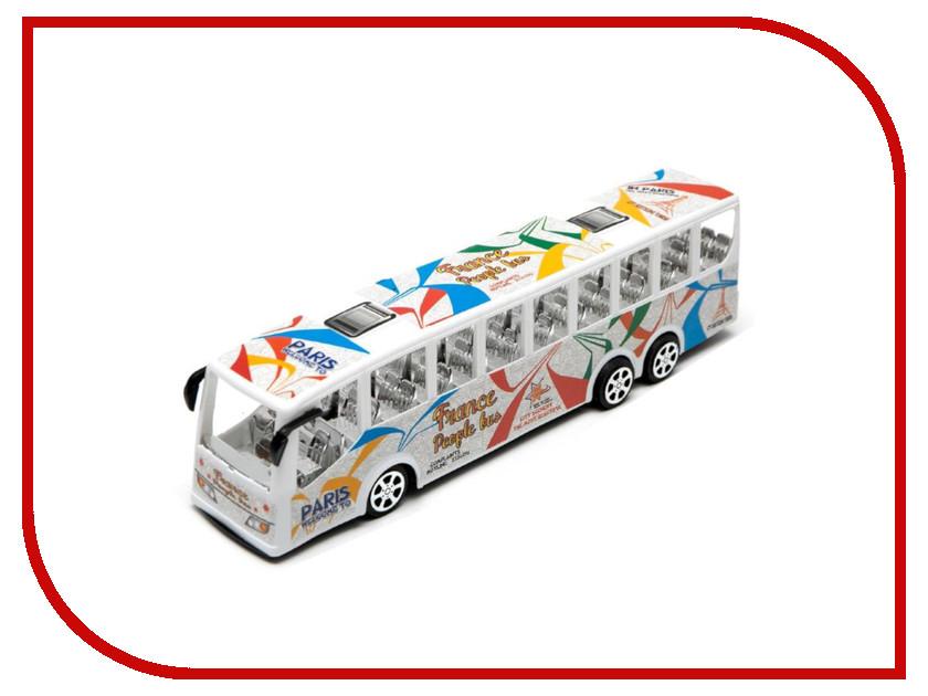 Игрушка Zoomi Автобус Французский экспресс ZM294