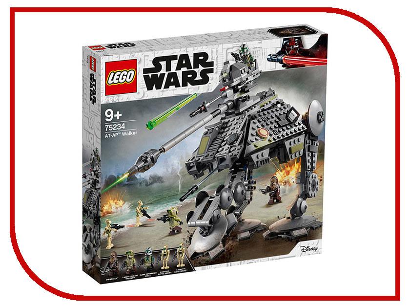 Конструктор Lego Star Wars Шагоход AT-AP 689 дет. 75234 lepin 05051 new star war series the at at transportation armored robot building blocks bricks toys con 75054