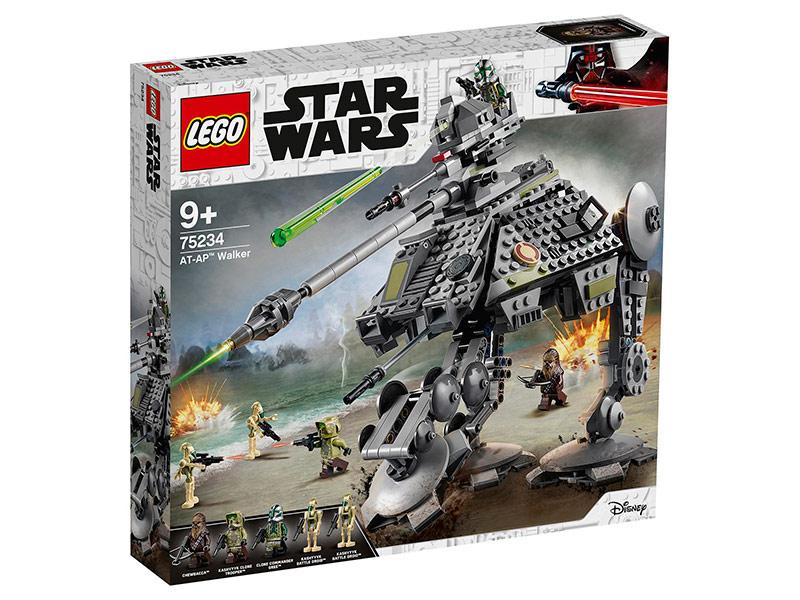 Конструктор Lego Star Wars Шагоход AT-AP 689 дет. 75234