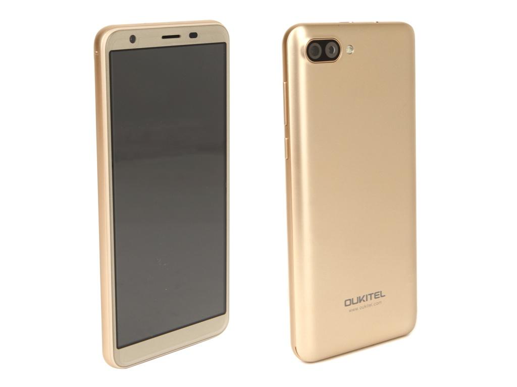 Сотовый телефон Oukitel C11 8Gb Gold плита iplate yz c11