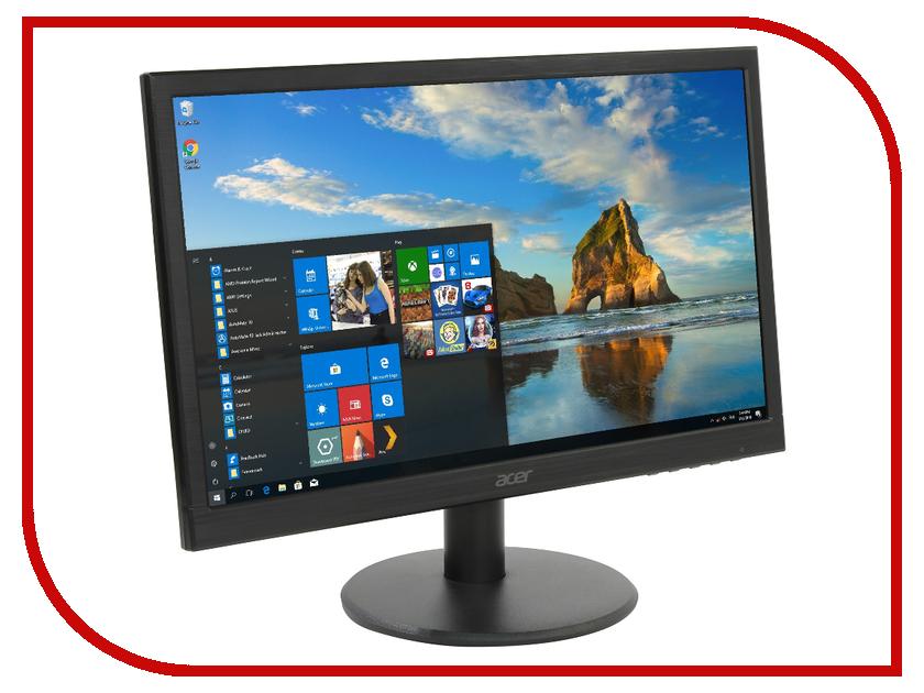 Монитор Acer EB192Qb Black