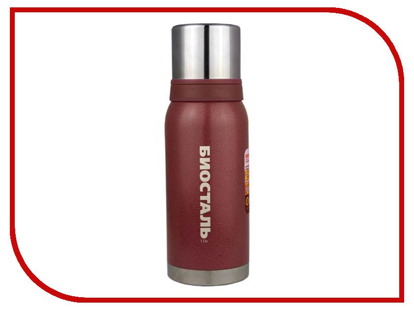 Термос Biostal NBА-1000 (R) (1л) Red термос 1л essentials