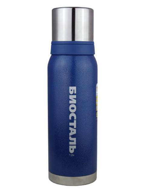 Термос Biostal NBА-1200 (B) (1,2л) Blue