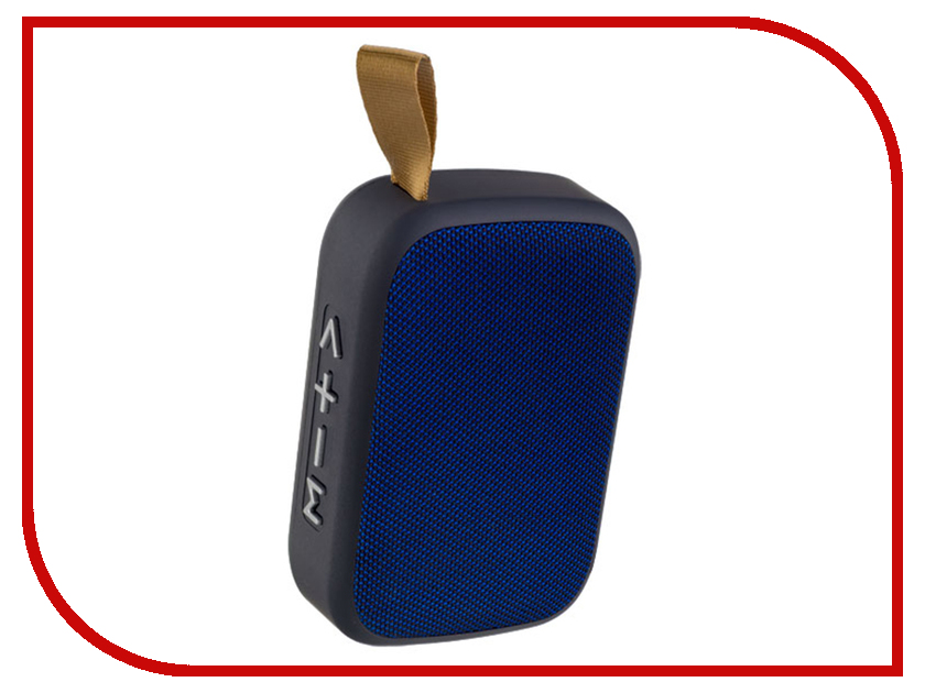 Колонка Perfeo BRICK Blue PF-A4321