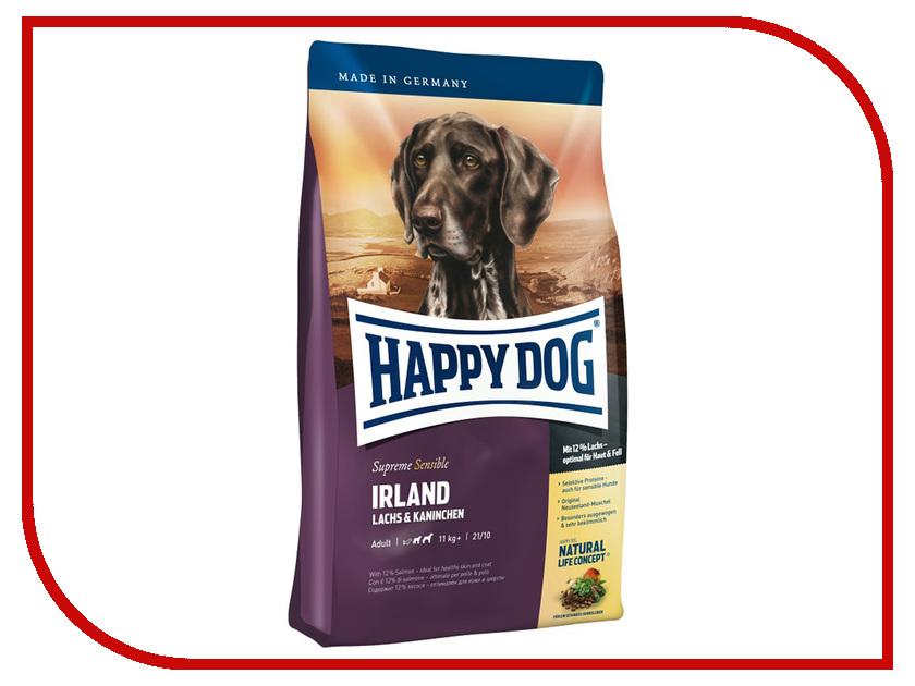 Корм Happy Dog Supreme Irland - 1kg для собак happy dog сухой корм happy dog baby lamb