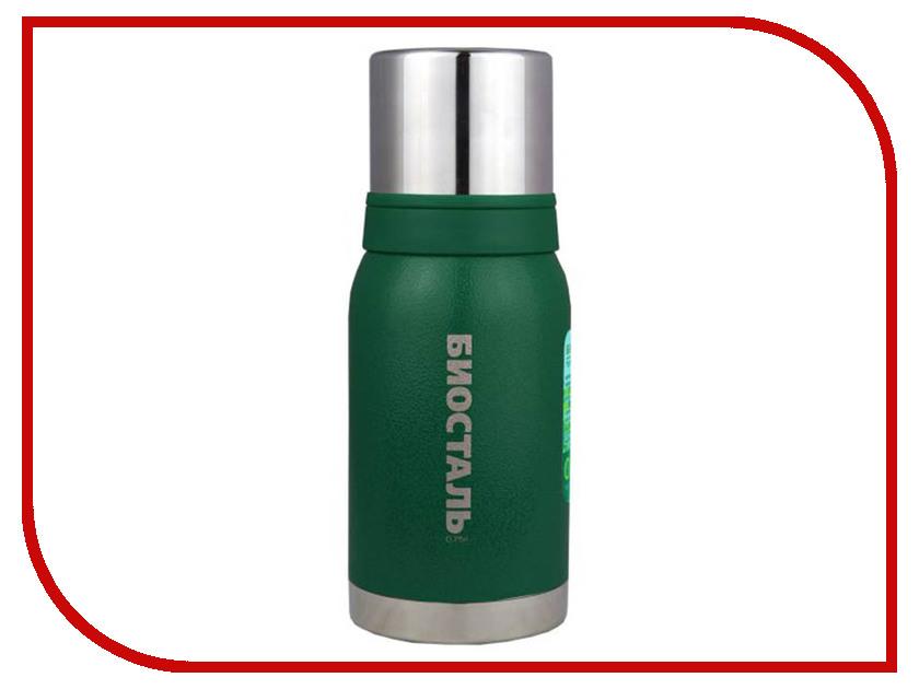 цена Термос Biostal 0.75L NBА-750G Green