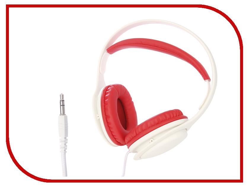 Perfeo Onto White-Red PF-A4411 perfeo base pf bas vlt violet