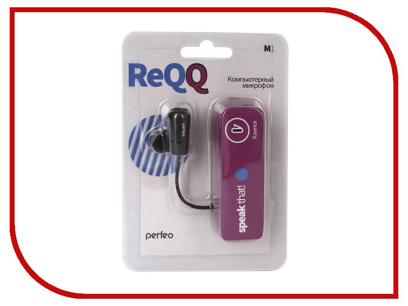 Микрофон Perfeo M-1 Black PF-A4423