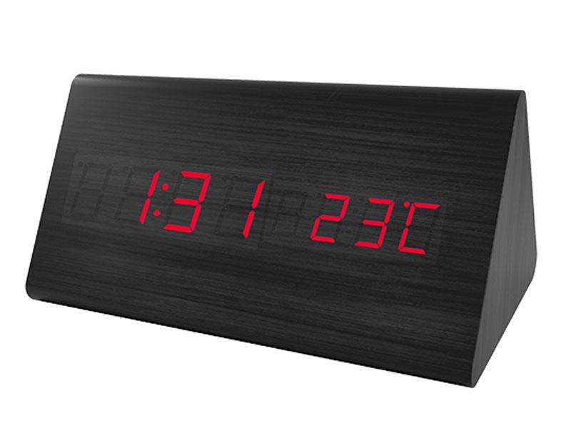 цена на Часы Perfeo Pyramid PF-S710T Black PF-A4399