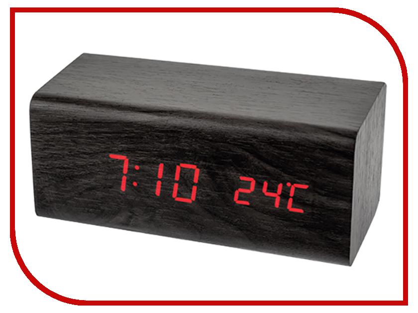 Часы Perfeo Block PF-S718T Black PF-A4396