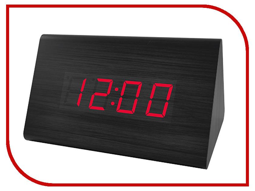 Часы Perfeo Trigonal PF-S711T Black PF-A4402