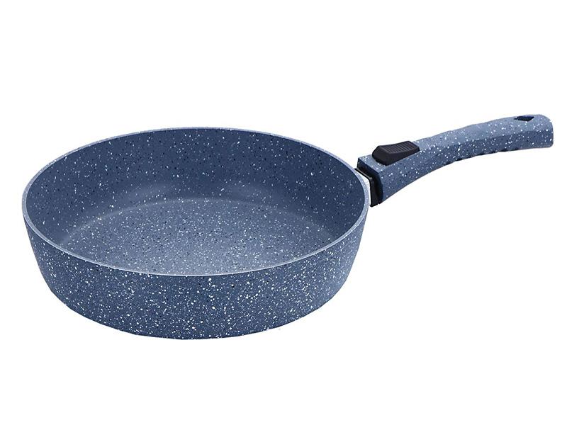 Сковорода Bekker 24cm Grey Marble BK-3789