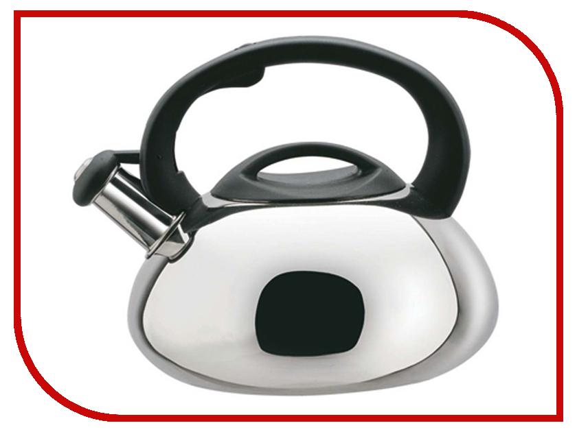 Чайник Bekker BK-S309 3 л чайник металлический 2 6л deluxe bekker bk 404s