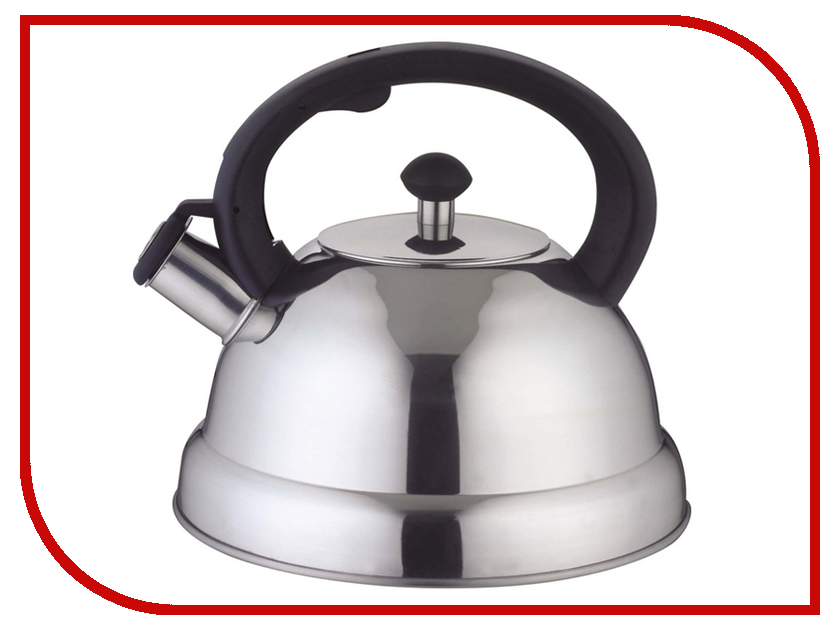 Чайник Bekker De Luxe 2.8L BK-S615 чайник металлический 2 6л deluxe bekker bk 404s