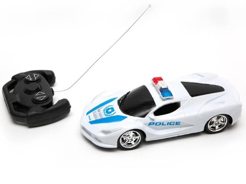 Игрушка Zoomi Машина Полиция 1:18 ZM198 игрушка zoomi машина 1 18 zm190