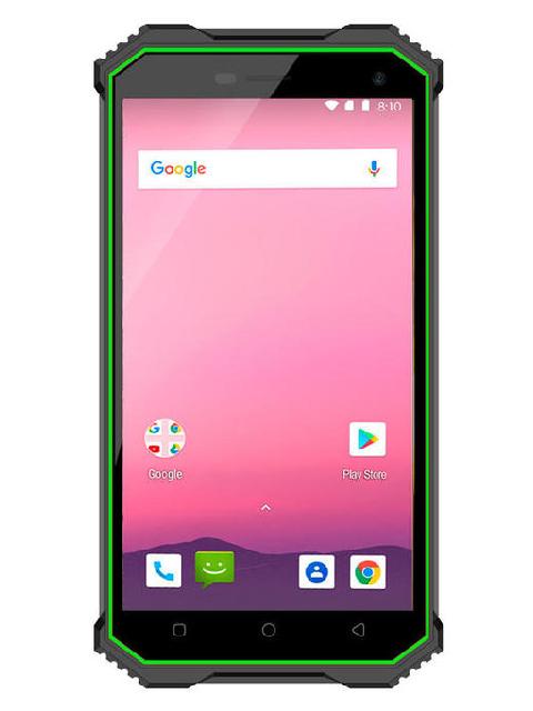 Сотовый телефон Ginzzu RS8502 Black-Green сотовый