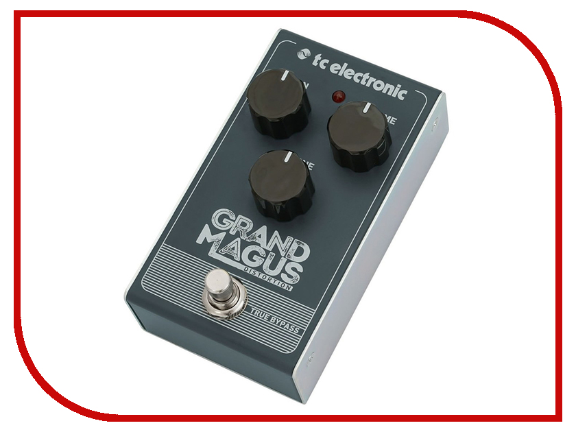 Педаль TC Electronic Grand Magus педаль tc electronic the dreamscape the john petrucci signature pedal