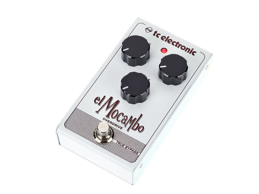 Педаль TC Electronic El Mocambo Overdrive tc electronic afterglow chorus
