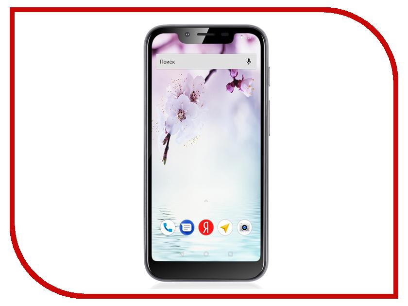 Сотовый телефон Fly View Max Graphite сотовый телефон asus zenfone max m1 zb555kl 16gb