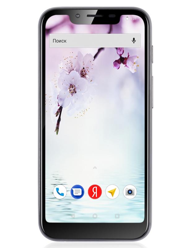 Сотовый телефон Fly View Max Graphite цена