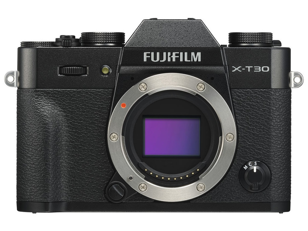 Фотоаппарат Fujifilm X-T30 Body Black цена и фото