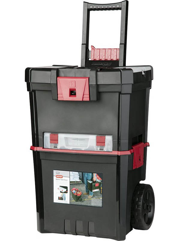 Ящик для инструментов Keter Mobile Hammer Mastercart 17181812 цены онлайн
